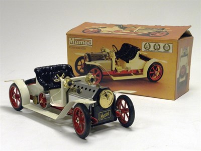 Lot 204-Mamod Steam Roadster