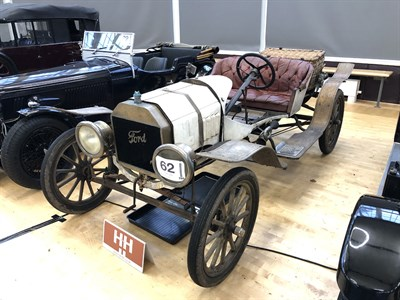 Lot 62-1916 Ford Model T Speedster