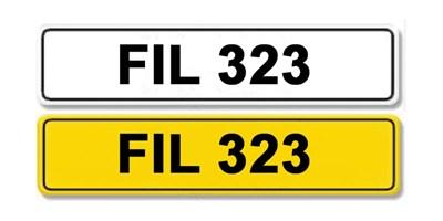 Lot 4-Registration Number FIL 323