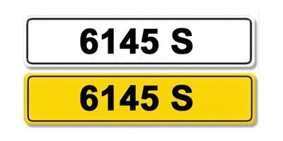 Lot 2-Registration Number 6145 S