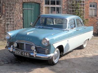 Lot 34-1960 Ford Zodiac MKII