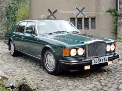Lot 29-1991 Bentley Eight