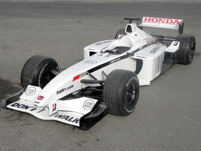 Lot 29 - c.2001/03 BAR-Honda Formula One Show Car