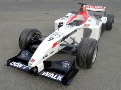 Lot 30 - c.2003 BAR-Honda Formula One Show Car