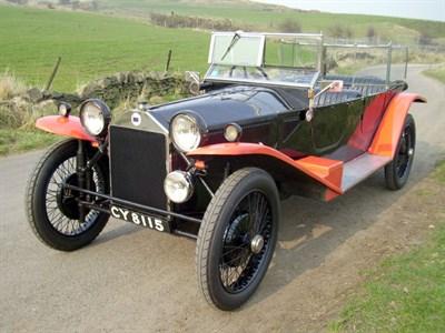 Lot 38 - 1924 Lancia Lambda Torpedo Tourer