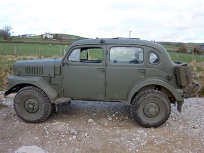 Lot 71-1953 Volvo Sugga