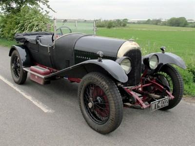 Lot 54 - 1923 Bentley 3 Litre T.T. Model Tourer