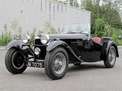 Lot 32 - 1947 HRG 1500