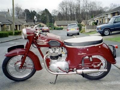 Lot 8 - 1962 Triumph 5TA Speed Twin