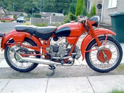 Lot 2 - 1952 Moto Guzzi Airone Turismo