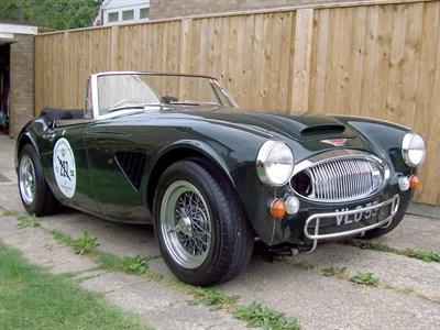 Lot 26 - 1966 Austin-Healey 3000 MKIII