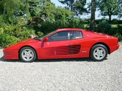 Lot 35 - 1991 Ferrari Testarossa