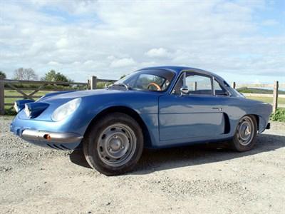 Lot 34 - 1962 Alpine Renault A108