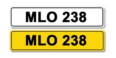 Lot 6-Registration Number MLO 238