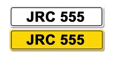 Lot 7-Registration Number JRC 555