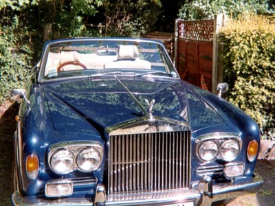 Lot 20 - 1970 Rolls-Royce Silver Shadow Convertible