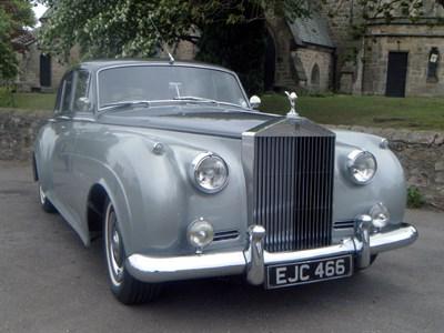 Lot 36 - 1957 Rolls-Royce Silver Cloud