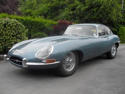 Lot 18 - 1966 Jaguar E-Type 4.2 Coupe