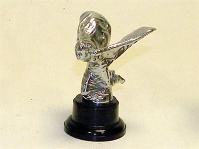 Lot 302 - Rolls-Royce Kneeling Lady Mascot