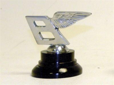 Lot 308 - Bentley 'Single Winged B' Mascot