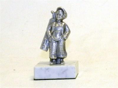 Lot 318 - Golfing 'Caddy Boy' Accessory Mascot