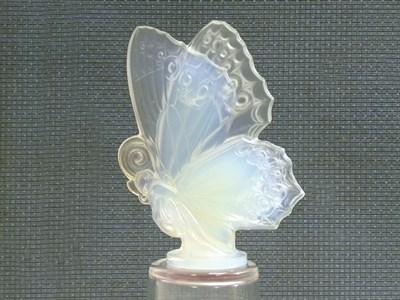 Lot 333 - Sabino Butterfly Glass Accessory Mascot