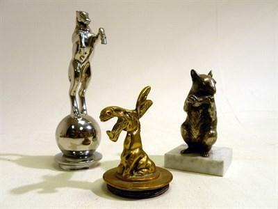 Lot 321 - Three Animal Mascots