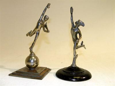 Lot 322 - Two 'Mercury' Mascots