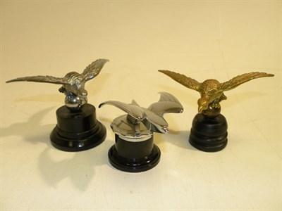 Lot 323 - Three Bird Mascots
