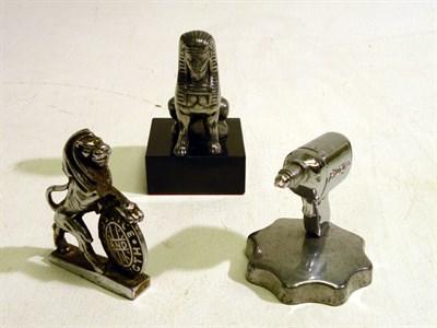 Lot 326 - Three Mascots
