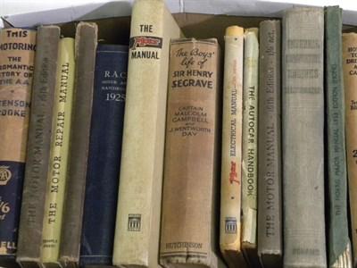 Lot 117 - Assorted Literature