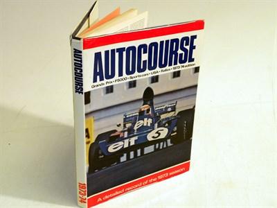 Lot 119 - Autocourse 1973 - 74 Edition