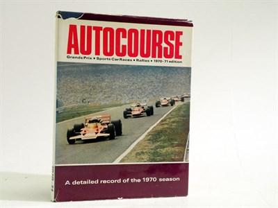 Lot 124 - Autocourse 1970 - 71 Edition