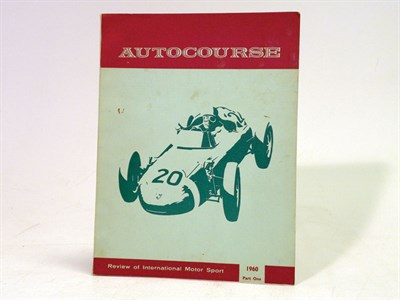 Lot 125 - Autocourse: Review of International Motorsport (1961)