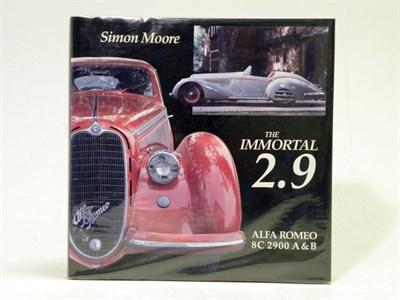 Lot 144 - 'The Immortal 2.9 Alfa Romeo 8C 2900 A & B' by Moore