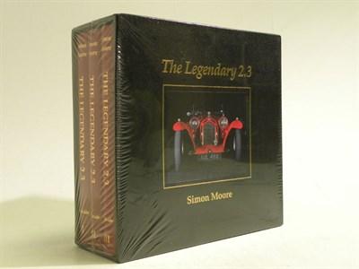 Lot 145 - The Legendary 2.3 Alfa Romeo 8C 2300 by Moore