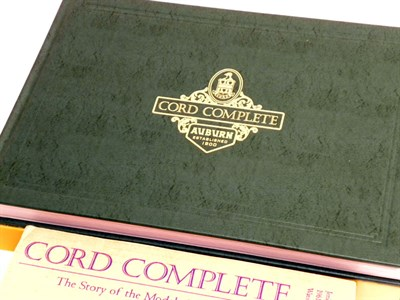 Lot 146 - Cord Complete: Auburn Established 1900