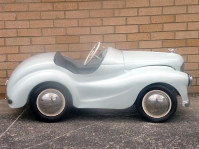 Lot 200 - Austin J40 Pedal Car