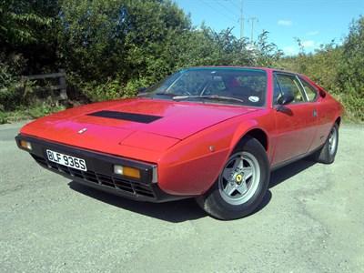 Lot 7 - 1978 Ferrari 308 GT4