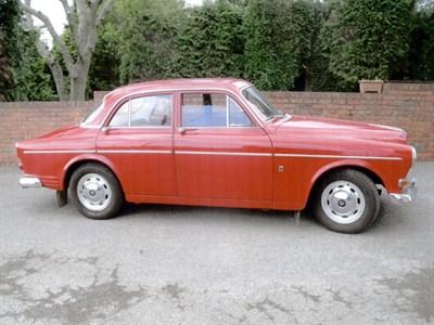 Lot 3 - 1967 Volvo 121