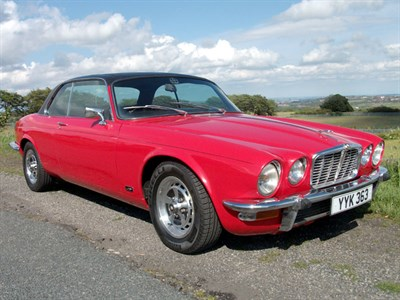 Lot 2-1977 Jaguar XJ6 C 4.2