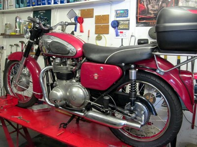 Lot 2 - 1960 Matchless G12