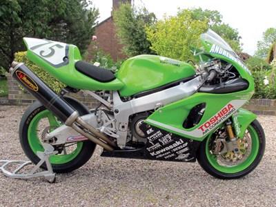 Lot 13 - 1999 Kawasaki ZX7RR