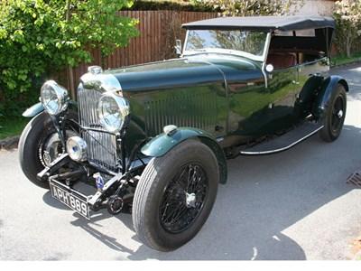 Lot 68-1933 Lagonda 2 Litre Tourer