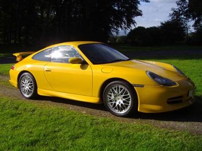 Lot 24-2001 Porsche 911 Carrera 4 GT3 Evocation