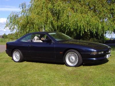 Lot 25-1995 BMW 840Ci