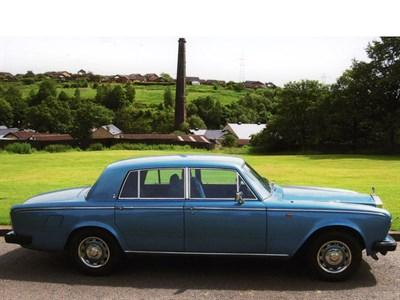 Lot 60-1977 Rolls-Royce Silver Shadow II