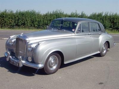 Lot 46-1959 Bentley S1 Saloon