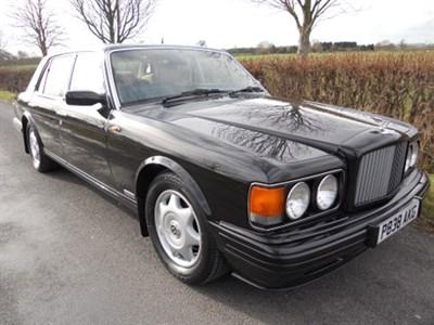 Lot 49-1997 Bentley Turbo R LWB