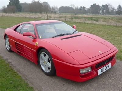 Lot 50-1991 Ferrari 348 TB